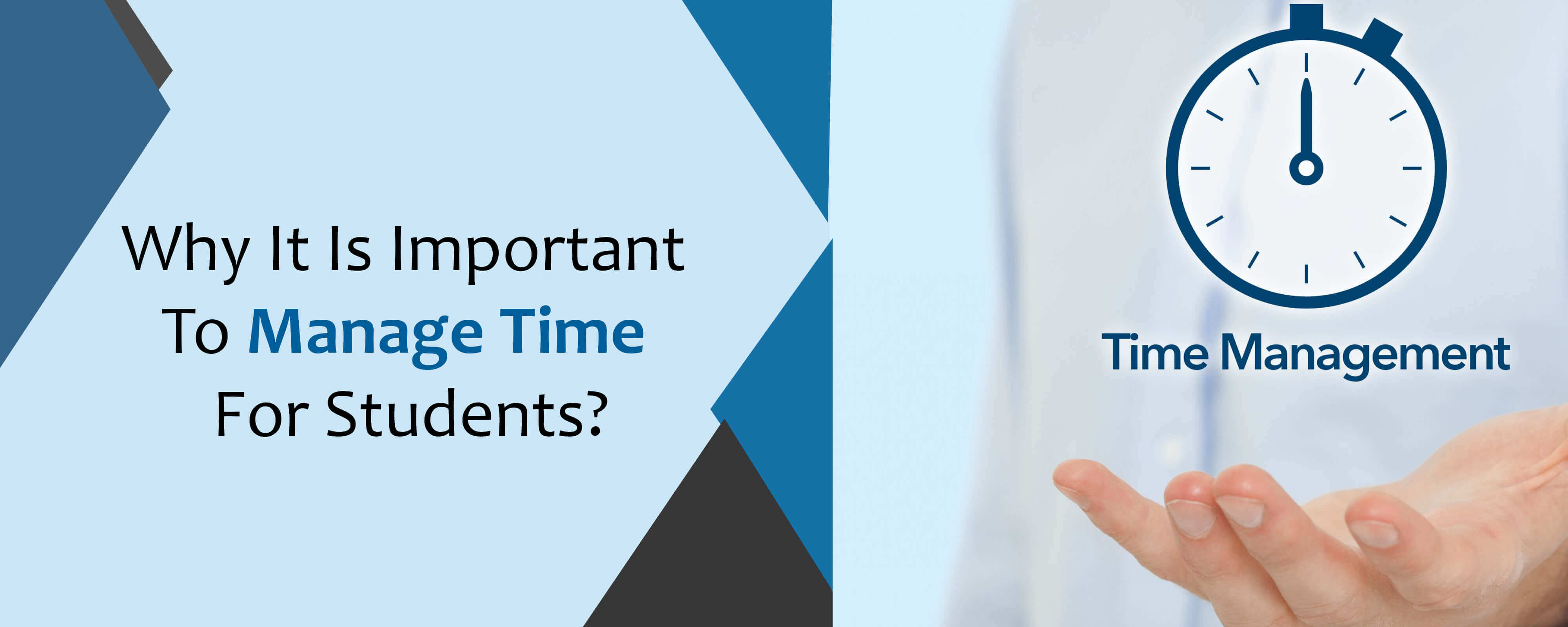 Why It Is Important To Manage Time For Students, Dissertation Help